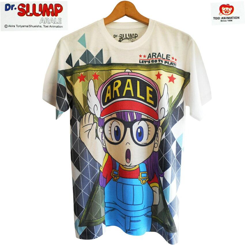 トップス, Tシャツ・カットソー  Dr.SLUMP T T MANGA