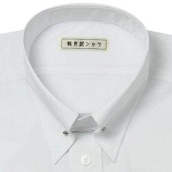 軽井沢シャツ[R10KZZP01]長袖ワイシャツピンホールカラー形態安定【送料無料】