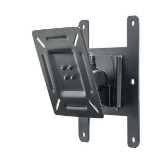 Silver-LCD TV wall bracket angle adjustment and gear type )