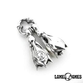 【LONEONES】ロンワンズKFPendant:TwoTearBells-MediumKFペンダント:2ティアベルズ-M