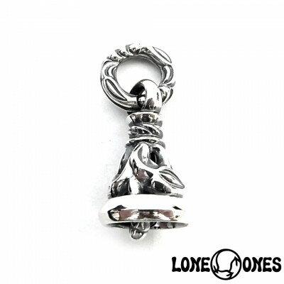 メンズジュエリー・アクセサリー, ネックレス・ペンダント LONE ONESMF Pendant: Crane Bell - MediumLK