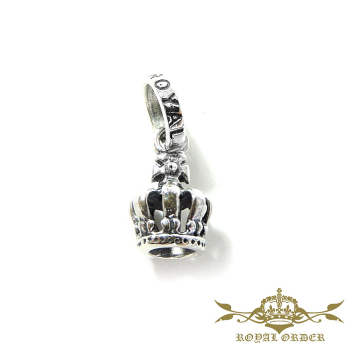 男女兼用アクセサリー, ネックレス・ペンダント ROYAL ORDERTiny Crown