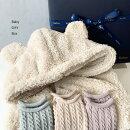 定価6,060円→ポンチョ&靴下BOX出産祝いギフト男の子女の子出産祝ポンチョ靴下ハイソックス赤ちゃんベビーお祝いクフウギフトBabyGiftBox