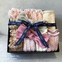 NEW 9,811円→【 フレンチブーケBOX 】日本製 出産祝いギフト 女の子 出産祝 フリル 靴下 ハイソックス 赤ちゃん ベビー お祝い クフウ ギフト プレゼント Baby Gift Box Kufuu