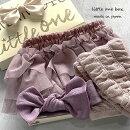 LITTLEONEBOX【ピンクチュールセット】ブルマスカート靴下8-11cmヘアクリップギフト出産祝プレゼント