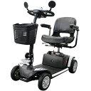 送料無料 電動シニアカート 白 電動カート シルバーカー サイドミラー 車椅子 PSE適合 TAISコード取得済 運転免許不要 電動車いす 電動車椅子 介護 福