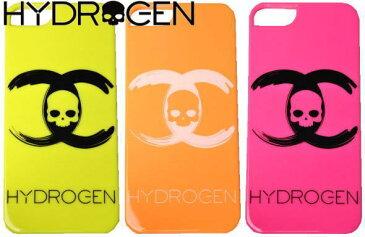 【ハイドロゲン】【HYDROGEN】【50%OFF!セール】 【国内正規品】【三喜商事株式会社】 ハイドロゲン(HYDROGEN)スカル iPhone5 ハードケース アイフォン5 スマホケース カバー