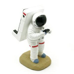 宇宙飛行士をモチーフにしたスマートフォンスタンドSMART PHONE STAND astronauts スマートフォ...