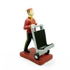 SMART PHONE STAND porter スマートフォンスタンド ポーター スマホスタンド/iPhoneスタンド/運搬人/ボーイ/赤帽/アイフォンスタンド/iPhone5対応【メール便不可】