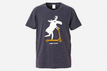 DONNA WILSON ドナ・ウィルソン Lama&Goat Bike Tshirts Moose Tshirts ラマとヤギと自転車のTシャツ ムースのキックスケーターTシャツ ユニセックス メンズ レディス ドナウィルソン 【あす楽対応_東海】
