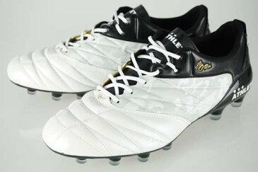 サッカー スパイク アスレタ O-Rei Futebol T002 パールホワイト/ブラック 10004-1870