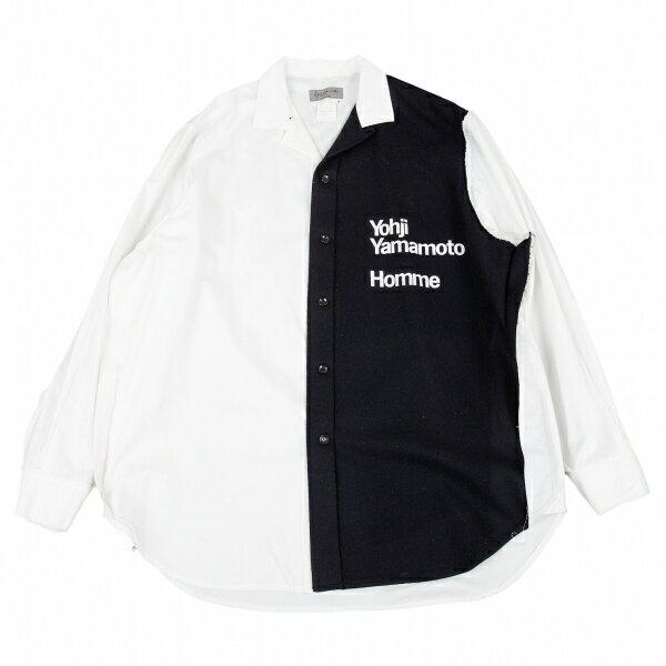 トップス, カジュアルシャツ  Yohji Yamamoto POUR HOMME M