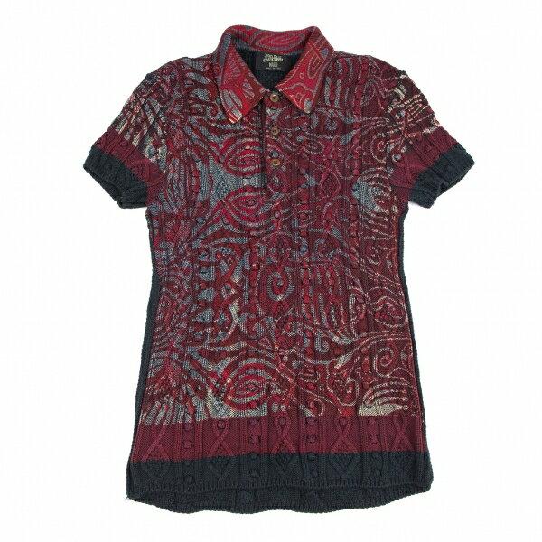 トップス, ポロシャツ  Jean Paul GAULTIER MAILLE L