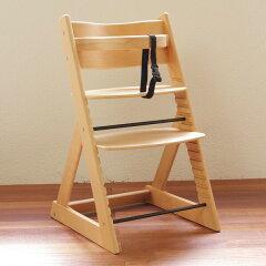木製ベビーハイチェア