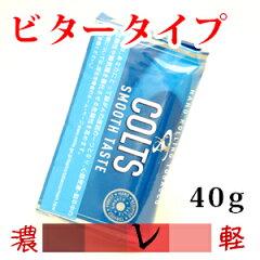 【代引限定】 (手巻き煙草)コルツ スムーステイスト 40g *ペーパー付き