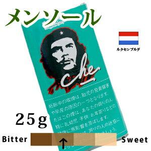 【代引・銀行振込限定商品】 チェ・シャグ メンソール 25g <ペーパー付き> (手巻き煙草)