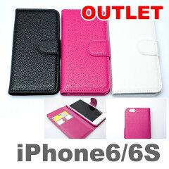 【訳あり】【処分品】【iphone5 iPhone5s ケース】iphone5手帳/iphone5レザーケース/二つ折ケー...
