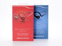 【送料無料】プラントロニクスヘッドセットBackbeatFitワイヤレスヘッドセットPlantronicsステレオヘッドホンジョギング