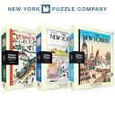 NEW YORK PUZZLE COMPANY ニューヨークパズルカンパニー ジグソーパズル 1000ピース