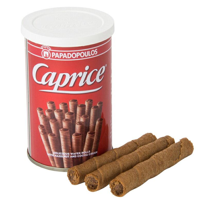 Caprice カプリス ウエハロール ヘーゼルナッツ&ココアクリーム Sサイズ