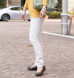 【laverita】9-2191Amalfiアマルフィ.ラベリータパンプス/雨にも強くて歩きやすい3.5cmウェッジソール,クッションインソール,エナメル,バックルデザイン