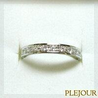 ダイヤモンドリングシンプル約0.05ct前後指輪