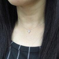 【送料無料】プラチナネックレスダイヤモンドクロスネックレス【RCP】10P04Jul15