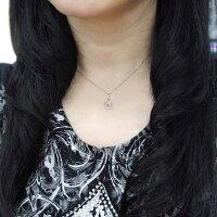 【送料無料】アメジスト・ネックレス・涙型・ネックレス・ドロップペンダント・K18【RCP】10P23Apr16