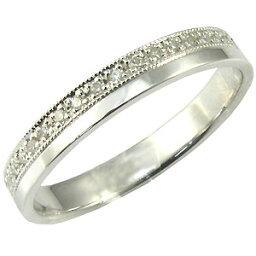 結婚指輪・プラチナ・ダイヤモンド・リング・マリッジリング