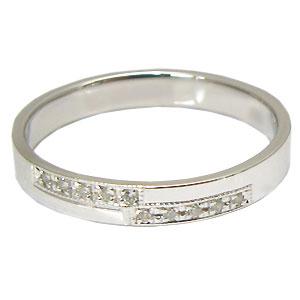 プラチナ・ペアリング・ダイヤモンド・結婚指輪・マリッジリング