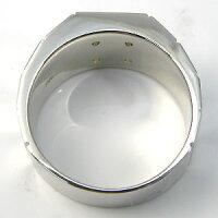 メンズリング・ロイヤルブルームーンストーン・リング・印台リング・k18・指輪