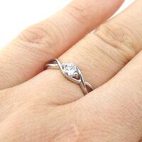 ダイヤモンド・リング・プラチナ・大粒・婚約指輪・エンゲージリング