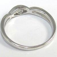 K18・指輪・オパール・一粒・シンプル・リング