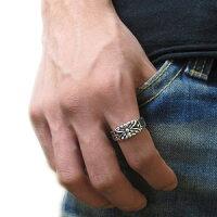 シルバー・リング・メンズ・指輪