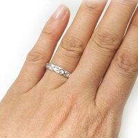 ペアリング・K10ゴールド・結婚指輪・マリッジリング・天然ダイヤモンド