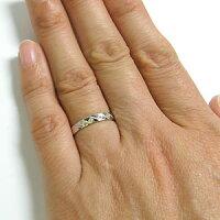 【送料無料】結婚指輪・プラチナ・ダイヤモンド・ペアリング・マリッジリング【_名入れ】【RCP】