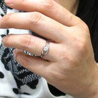 【送料無料】鑑定書付きダイヤモンド指輪18金リング一粒リング【_名入れ】【RCP】【RCPfashion】