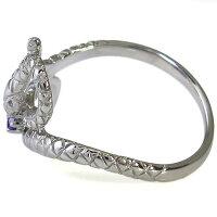 【送料無料】スネーク・メンズリング・ヘビ・蛇・指輪・アメジスト・10金【_包装】【RCP】【RCPfashion】
