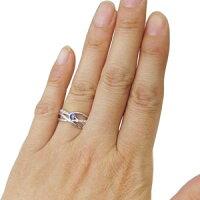 【送料無料】タンザナイト・リング・12月誕生石・一粒・10金・指輪【_名入れ】【RCP】