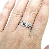 【送料無料】メンズリングスネークガーネットヘビ蛇18金指輪【_名入れ】【RCP】