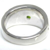 【送料無料】ペリドット指輪スネークリング18金メンズ蛇リング【_包装】【RCP】10P01Nov14