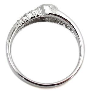 指輪 ダイヤモンド 一粒 4月誕生石 リング