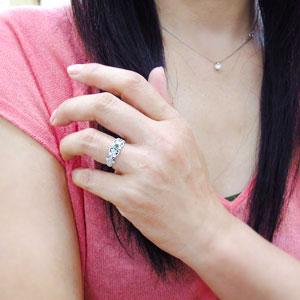 【10%OFF】11日1:59迄 プラチナ エメラルド キューピッド リング 矢印 プラチナ 指輪