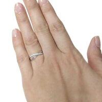 【送料無料】プラチナファランジリング指輪シンプルリング誕生石リング【_包装】【RCP】10P11Apr15
