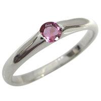 【送料無料】プラチナ誕生石ファランジリング指輪一粒リングピンキー【楽ギフ_包装】【RCP】10P11Apr15