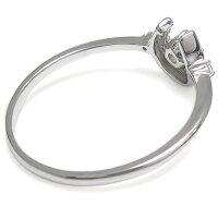 【ポイント10倍】【送料無料】ダイヤモンドリング馬蹄指輪ホースシューK18リング【RCP】10P07Feb16