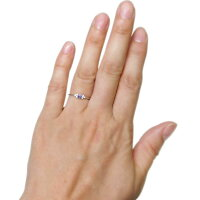 【送料無料】プラチナアメジストピンキーファランジリング指輪キーファランジリング指輪【RCP】P06May16