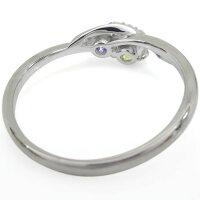 【送料無料】プラチナリングタンザナイトリングシンプル指輪【RCP】10P06Aug16