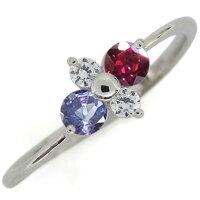 【ポイント20倍以上】21日21時〜 プラチナリング 誕生石 エンゲージリング シンプル 婚約指輪 エレガント
