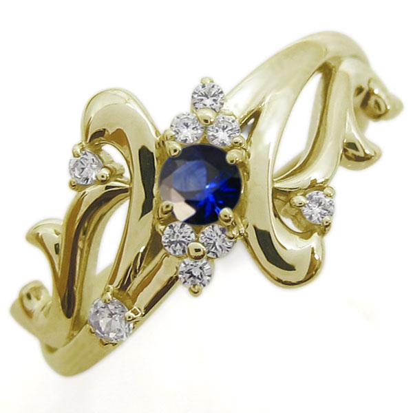 ブライダルジュエリー・アクセサリー, 婚約指輪・エンゲージリング  10 K18